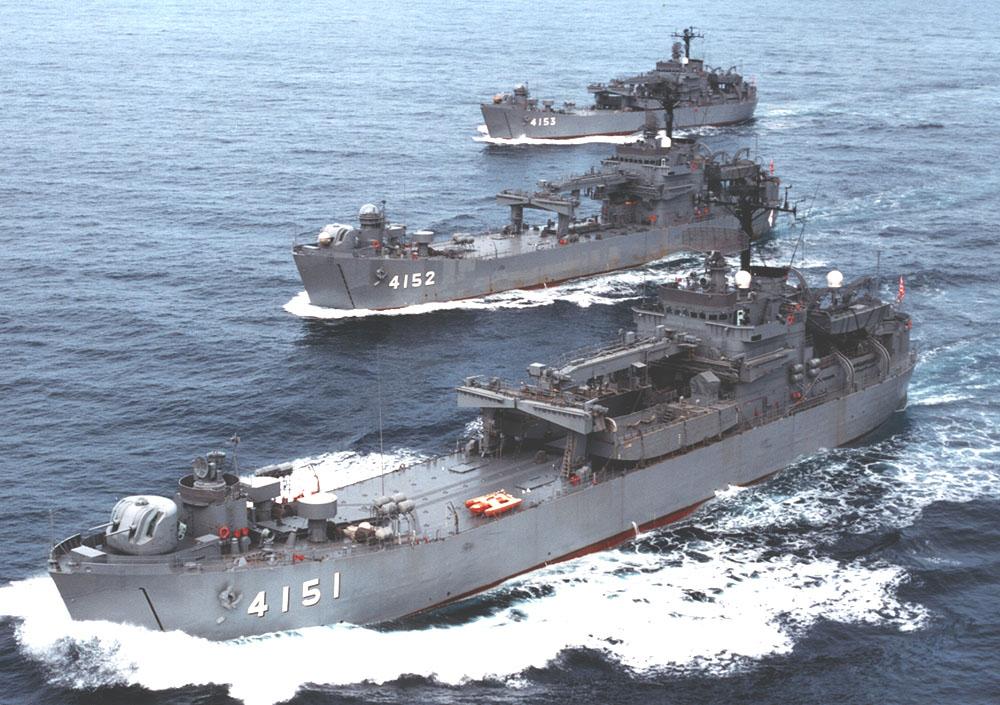 海上自衛隊 輸送艦